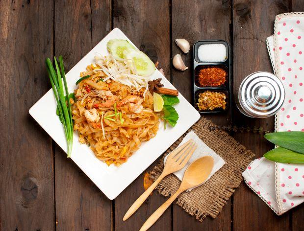 Jak zrobić pad thai?