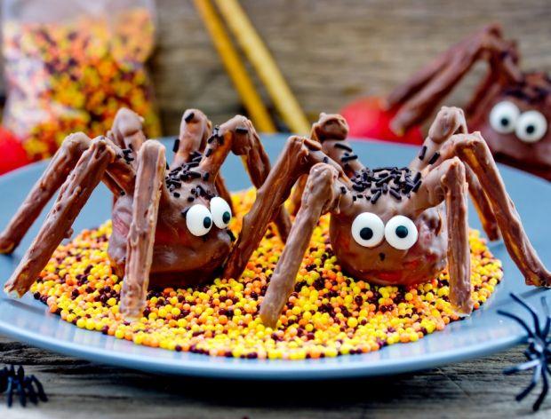 Straszne przepisy na Halloween