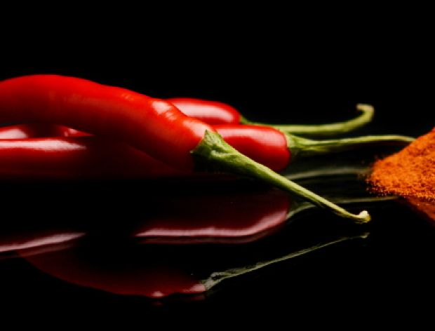 Właściwości papryki chilli i pieprzu cayenne