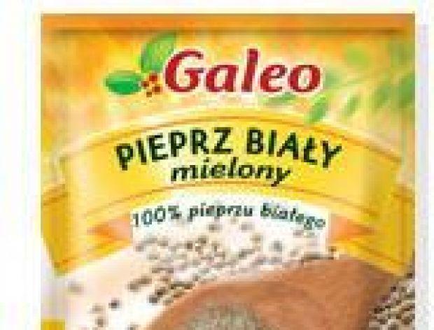 Pieprz biały mielony Galeo