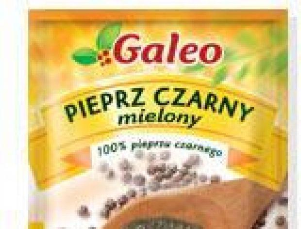Pieprz czarny mielony Galeo