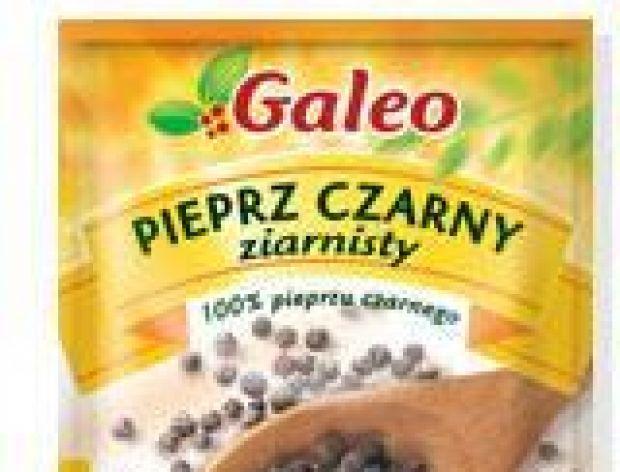 Pieprz czarny ziarnisty Galeo