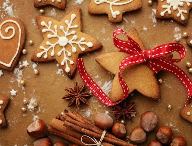 Aromatyczne świąteczne pierniczki