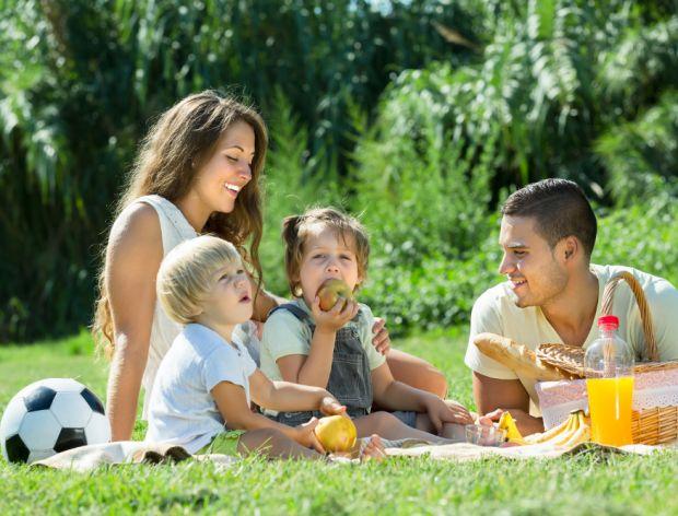Jak zorganizować piknik dla dziecka?