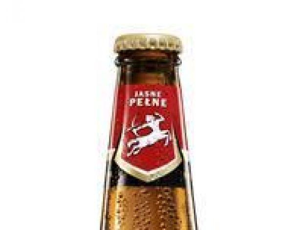 Piwo Strzelec Jasne Pełne