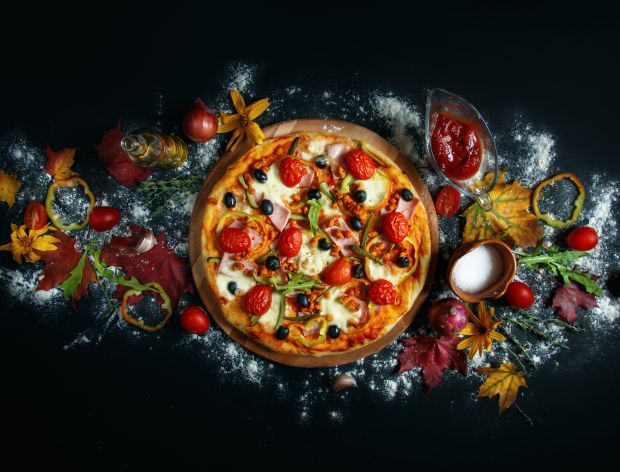 Jak zrobić mini pizzę?