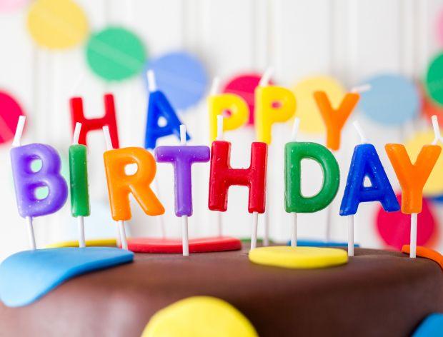 Podziękowania urodzinowe