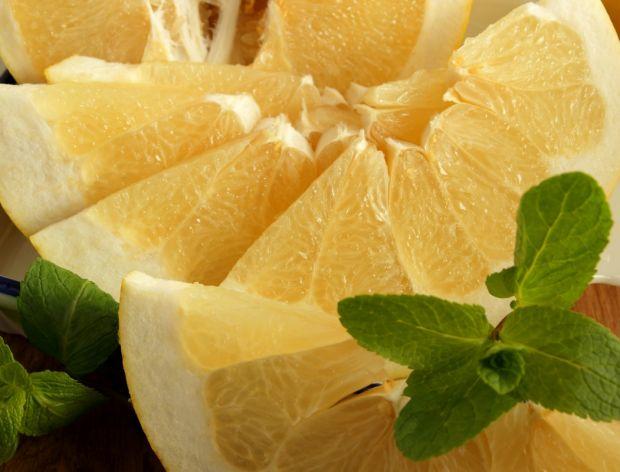 Pomarańcza olbrzymia, czyli pomelo