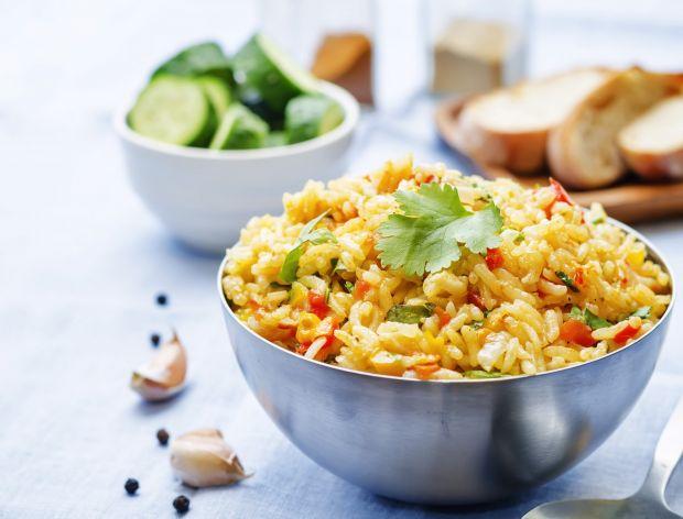 Jak zrobić ryż smażony?