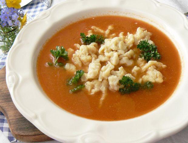Pożywne zupy dla dzieci