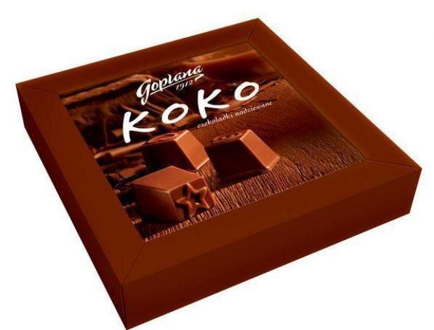 Pralinki Koko - najmniejsze na rynku
