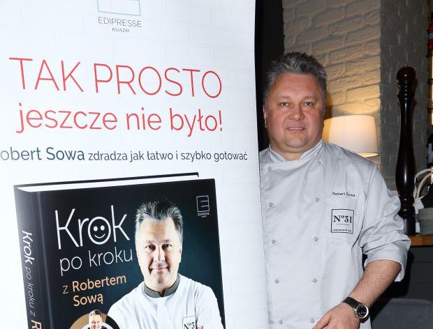 Gotuj razem z mistrzem Robertem Sową!