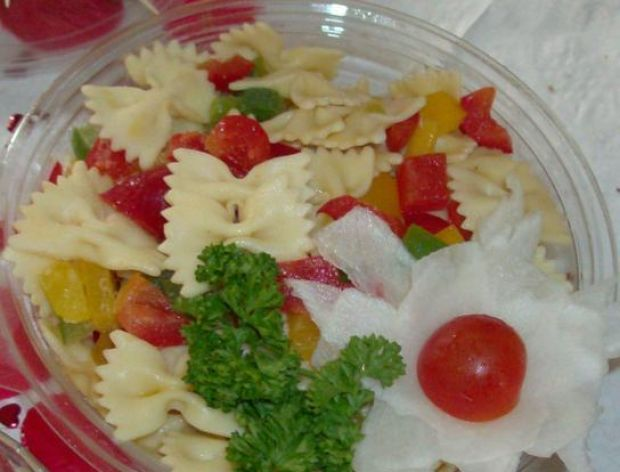 Viva la pasta czyli makaron u Buni