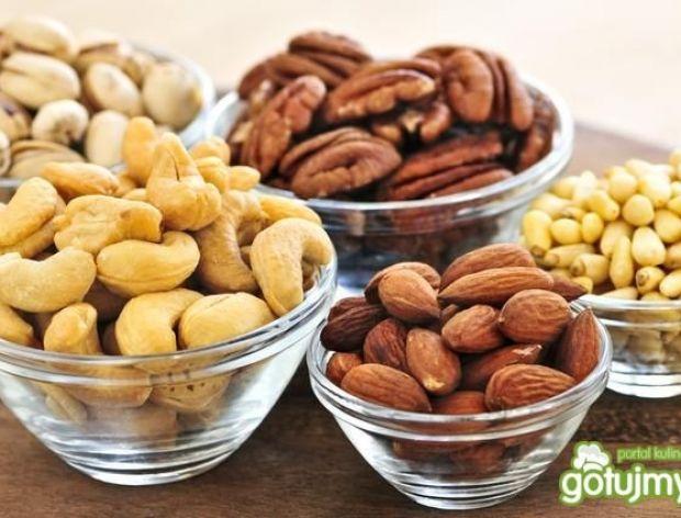 Przechowywanie produktów:czosnek, grzyby, orzechy