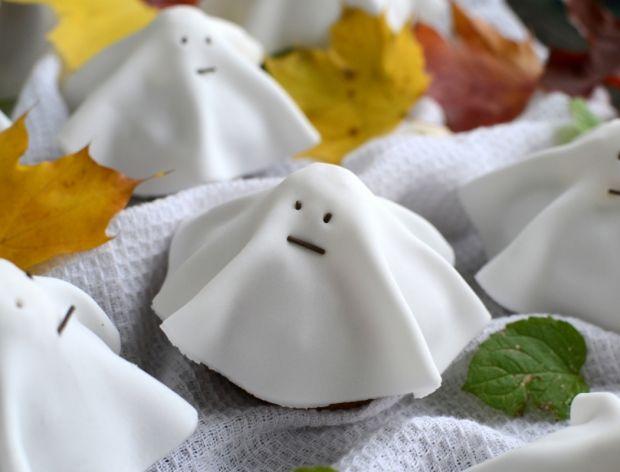 Przekąski na Halloween