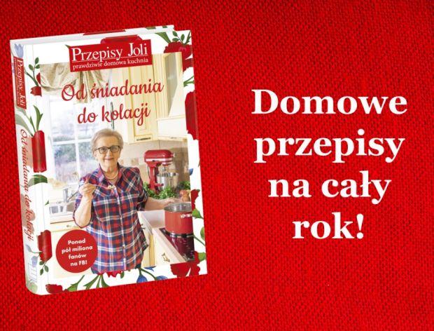 Od śniadania do kolacji czyli książka Joli Caputy już w sprzedaży!