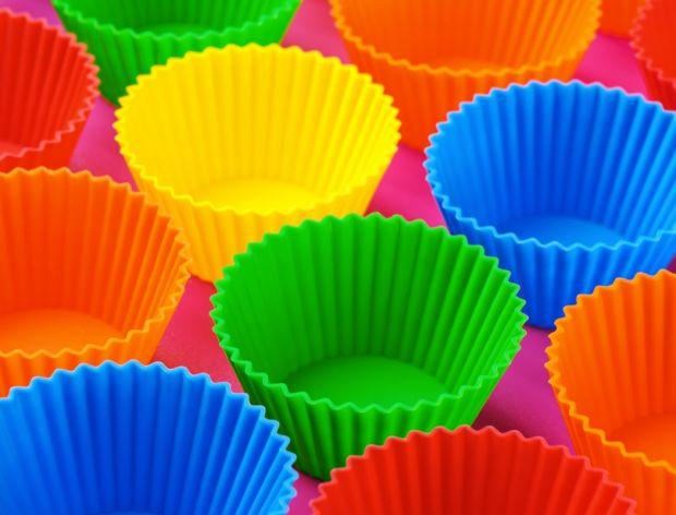 Przydatne w kuchni - silikonowe foremki