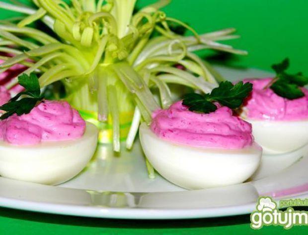 Przystawki jajeczne na Wielkanoc