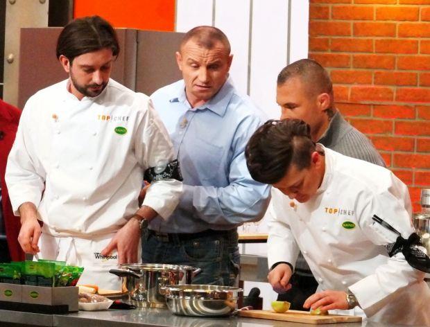 Pudzian jurorem w Top Chef!