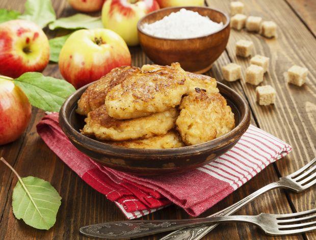 Jak zrobić racuchy z jabłkami?
