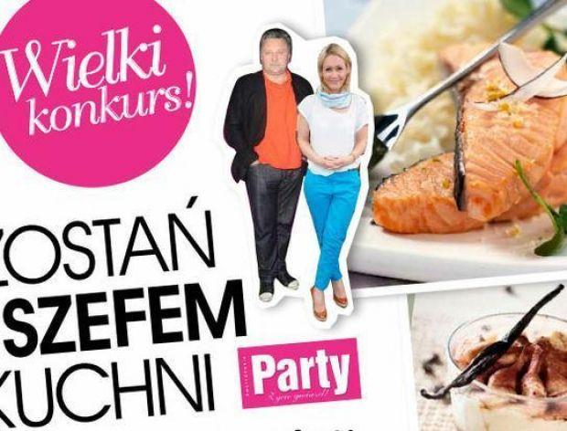 Regulamin konkursu Zostań Szefem Kuchni Party!