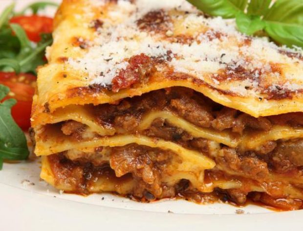 Rekordowa lasagne