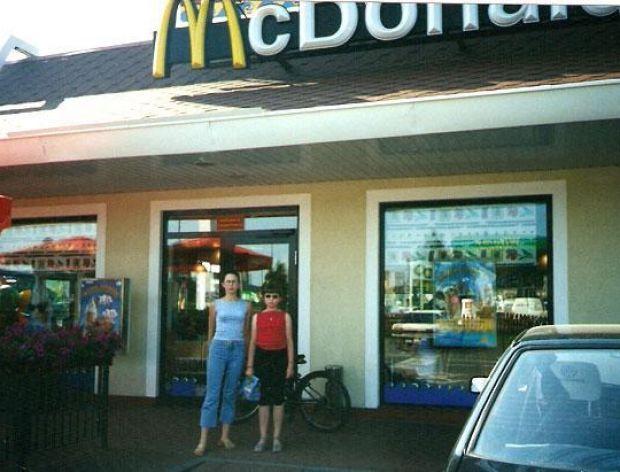 Restauracja McDonald w Poznaniu