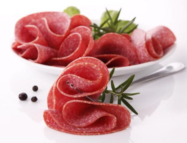Resztki wędlin i mięsa