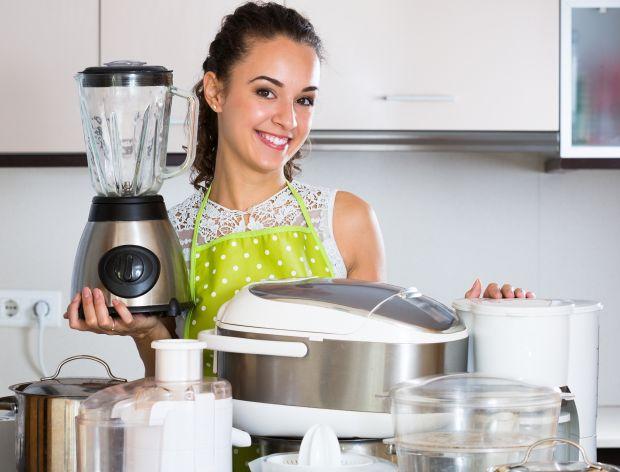 6 etapów posiadania robota kuchennego