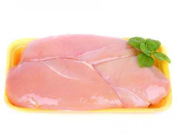 Rozmrażanie mięsa z kurczaka