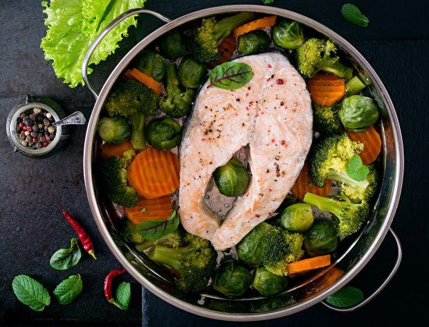 Jak ugotować rybę na parze?