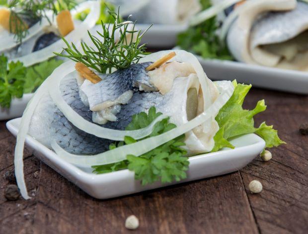 Ryba marynowana w occie