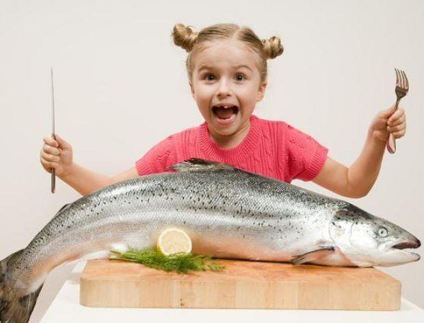 Ryby zdrowsze niż mięso
