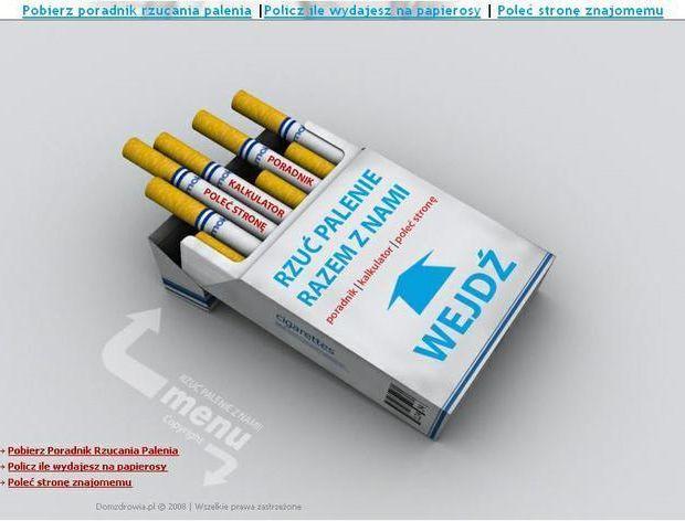 Rzuć palenie w ciąży!
