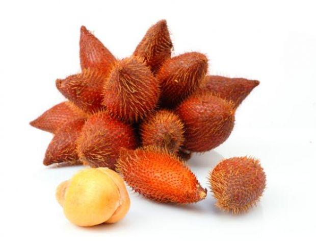 Salak - wężowy owoc