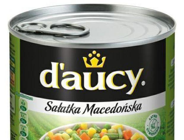 Sałatka Macedońska d'aucy