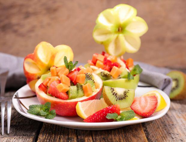 Jak zrobić sałatkę owocową?