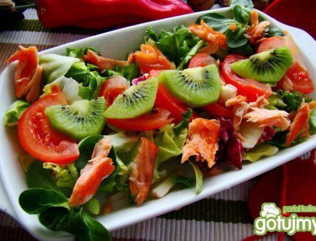 Lekkie i zdrowe sałatki