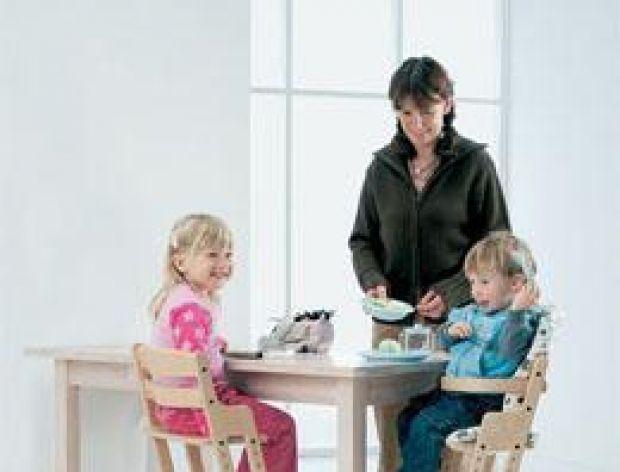 Samodzielne jedzenie dzieci
