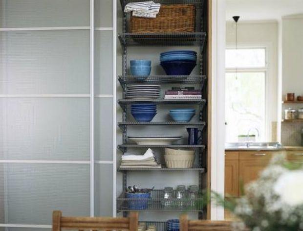 Sekrety przechowywania w kuchni