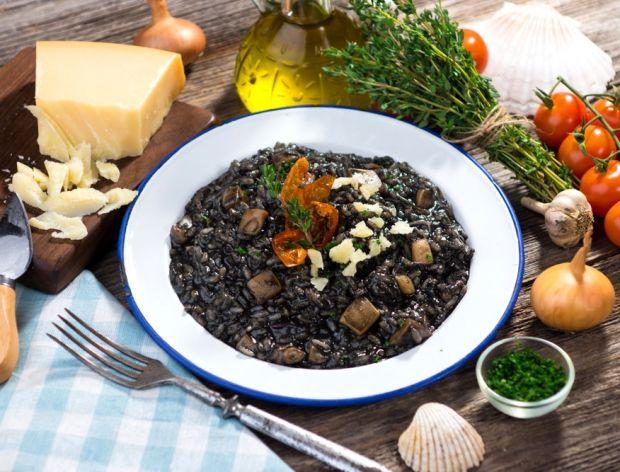 Sepia z mątwy - atrament, który rewolucjonizuje kuchnie