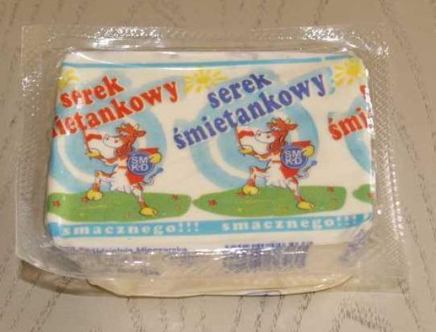 Serek śmietankowy z Wielkopolski