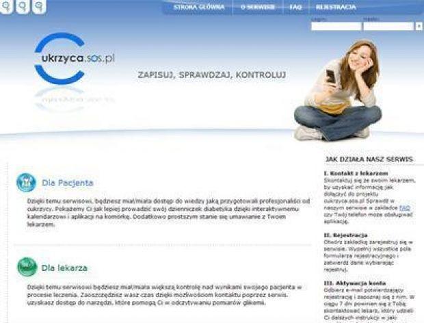 Serwis www dla diabetyków