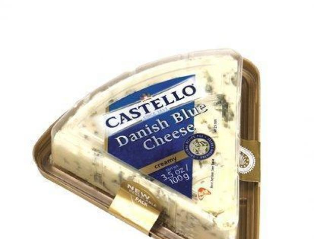 Sery pleśniowe Castello Blue