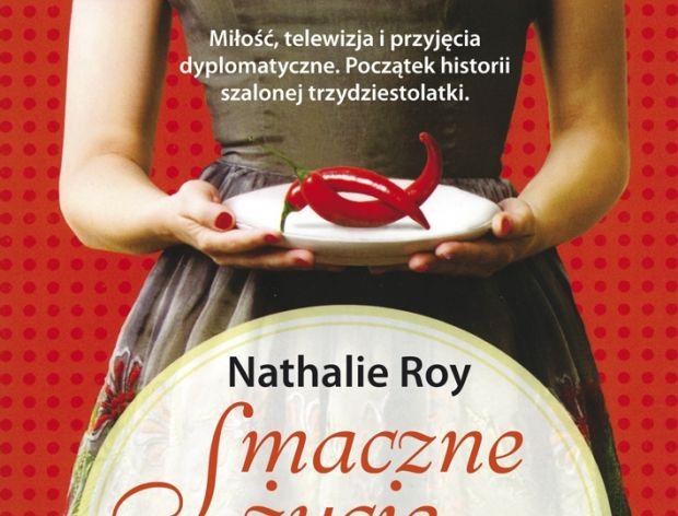 Smaczne życie Charlotte Lavigne - Nathalie Roy