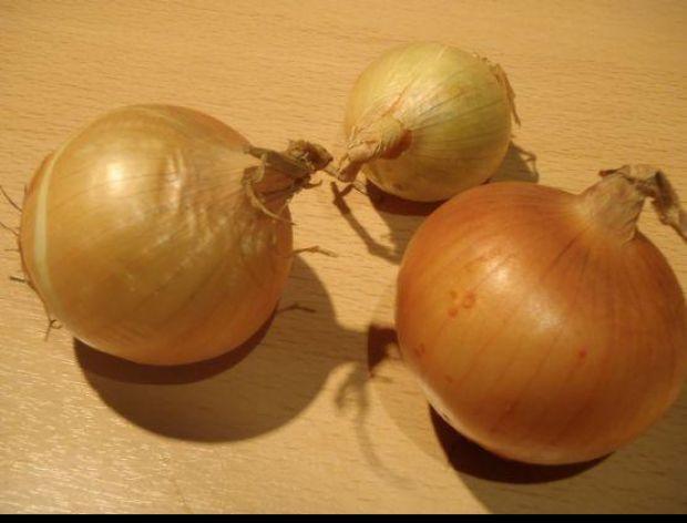 Smażenie cebuli