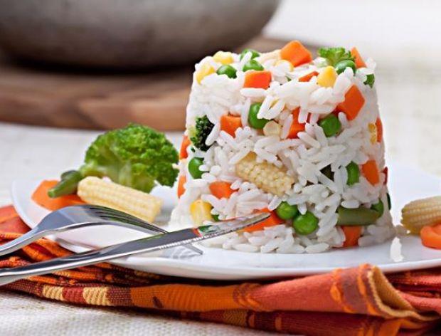 Śnieżnobiały ryż