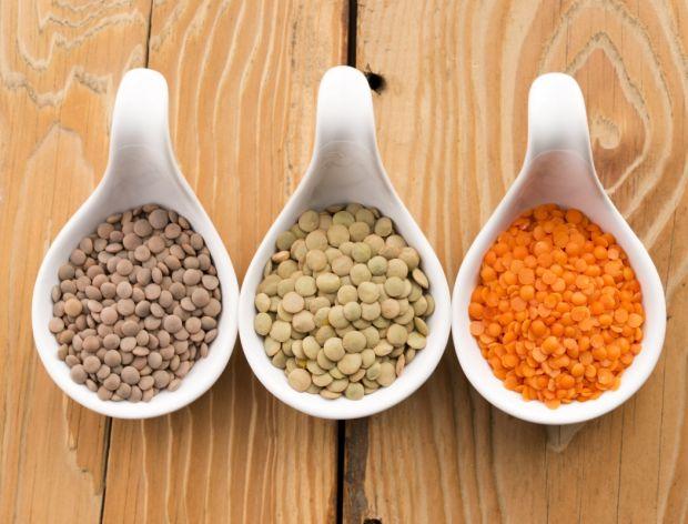 Soczewica - kolorowa, pyszna, zdrowa