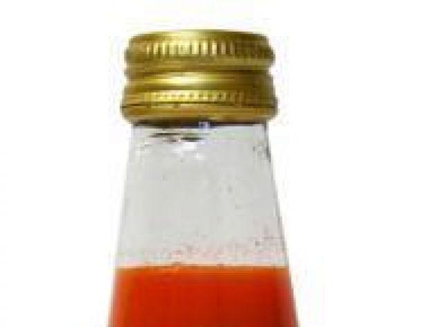 Sok z marchewki i selera