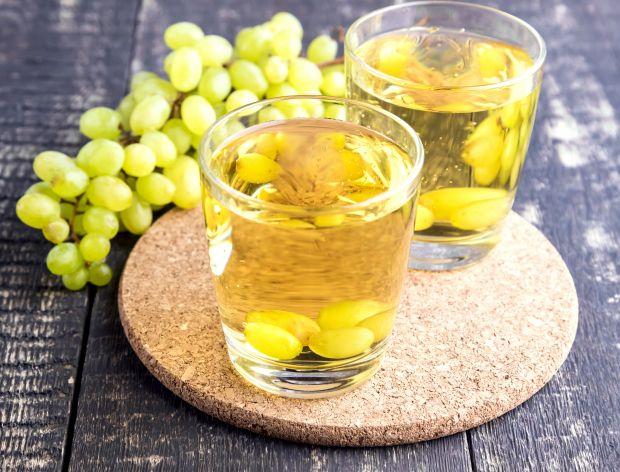 Jak zrobić sok z winogron?